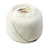 Quality Park White Cotton 10-Ply (Medium) String in Ball, 475 Feet
