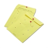 Quality Park Colored Paper String & Button Interoffice Envelope, 10 x 13, Yellow, 100/Box