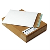Quality Park Photo/Document Mailer, Redi-Strip, Side Seam, 11 x 13 1/2, White, 25/Box