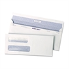 Quality Park Reveal N Seal 2-Window Check Envelope, #8 5/8, 3 5/8 x 8 5/8, White, 500/Box