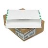 SURVIVOR Tyvek Booklet Expansion Mailer, 1st Class, 10 x 15 x 2, White, 18lb, 100/Carton