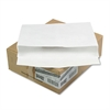 SURVIVOR Tyvek Booklet Expansion Mailer, 12 x 16 x 2, White, 18lb, 100/Carton