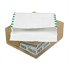 SURVIVOR Tyvek Book Expansion Mailer, First Class, 10 x 13 x 2, White, 100/Carton