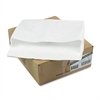 SURVIVOR Tyvek Booklet Expansion Mailer, 12 x 16 x 2, White, 100/Carton