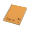 National Subject Wirebound Notebook, Narrow/Margin Rule, 10 x 8, Green, 80 Sheets