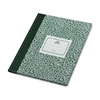 National Lab Notebook, Quadrille Rule, 10 1/8 x 7 7/8, White, 96 Sheets