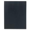 Large Executive Notebook, College/Margin, 11 x 8 1/2, Blue Cover, 75 Sheets