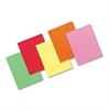 Pacon Array Colored Bond Paper, 24lb, 8-1/2 x 11, Assorted Brights, 500 Sheets/Ream