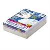 Pacon Array Colored Bond Paper, 24lb, 8-1/2 x 11, Assorted Marble Pastels, 500 Shts/Rm