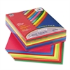 Pacon Array Card Stock, 65 lb., Letter, Assorted Lively Colors, 250 Sheets/Pack