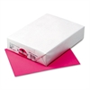 Pacon Kaleidoscope Multipurpose Colored Paper, 24lb, 8-1/2 x 11, Hot Pink, 500 Shts/Rm