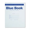 Roaring Spring Exam Blue Book, Legal Rule, 8 1/2 x 7, White, 8 Sheets/16 Pages