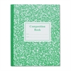 Roaring Spring Grade School Ruled Composition Book, 9 3/4 x 7 3/4, Green Cover, 50 Pages