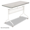 Impromptu Series Mobile Training Table Top, Rectangular, 48w x 24d, Gray