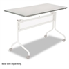 Impromptu Series Mobile Training Table Top, Rectangular, 60w x 24d, Gray