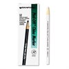 Sharpie Peel-Off China Markers, White, Dozen