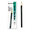 Sharpie Peel-Off China Markers, Black, Dozen