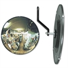 "See All 160 degree Convex Security Mirror, 18"" dia."
