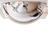 "See All T-Bar Dome Security Mirror, 24"" dia."