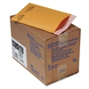 Sealed Air Jiffylite Self-Seal Mailer, Side Seam, #00, 5 x 10, Golden Brown, 25/Carton