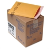Jiffylite Self Seal Mailer, #0, 6 x 10, Golden Brown, 25/Carton