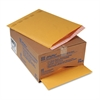 Sealed Air Jiffylite Self-Seal Mailer, Side Seam, #7, 14 1/4 x 20, Golden Brown, 25/Carton