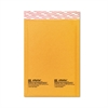 Jiffylite Self Seal Mailer, #0, 6 x 10, Golden Brown, 10/Pack