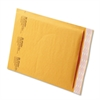 Sealed Air Jiffylite Self-Seal Mailer, Side Seam, #2, 8 1/2 x 12, Golden Brown, 100/Carton