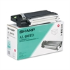 Sharp AL100TD Toner, 6000 Page-Yield, Black