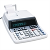 Sharp QS-2760H Two-Color Ribbon Printing Calculator, Black/Red Print, 4.8 Lines/Sec