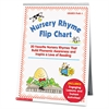 Scholastic Nursery Rhyme Flip Chart, Grades PreK-1, 20 Pages