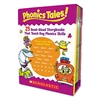 Scholastic Phonics Tales Read-Aloud Storybooks, 25 Books, Grades K-2