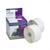 Seiko Self-Adhesive Large Address Labels, 1-1/2 x 3-1/2, White, 520/Box