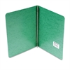 "ACCO Presstex Report Cover, Prong Clip, Letter, 3"" Capacity, Dark Green"