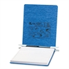 "PRESSTEX Covers w/Storage Hooks, 6"" Cap, 9 1/2 x 11, Light Blue"