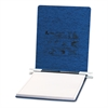 "PRESSTEX Covers w/Storage Hooks, 6"" Cap, 9 1/2 x 11, Dark Blue"
