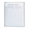 Smead Poly String & Button Envelope, 9 3/4 x 11 5/8 x 1 1/4, Clear, 5/Pack