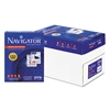 Navigator Premium Multipurpose Paper, 99 Brightness, 24lb, 8-1/2 x 11, White, 5000/Carton