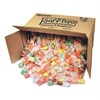 Saf-T-Pops, Assorted Flavors, Individually Wrapped, Bulk 25lb Box, 1000/Carton