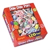 Spangler Dum-Dum-Pops, Assorted Flavors, Individually Wrapped, 120 Count Box