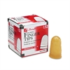 Swingline Rubber Finger Tips, 12 (Medium-Large), Amber, Dozen