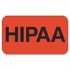 Tabbies Medical Labels for HIPAA, 7/8 x 1-1/2, Orange, 250/Roll