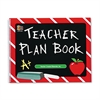 Teacher Created Resources Plan Book, Spiral-Bound, 9-1/2 x 12, 96 Pages
