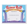 Honor Roll Award Certificates, 8-1/2 x 11, 30/Pack