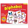 TREND Alphabet Match Me Puzzle Game, Ages 4-7