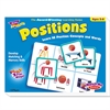 TREND Positions Match Me Puzzle Game, Ages 5-8