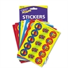 TREND Stinky Stickers Variety Pack, Praise Words, 432/Pack