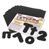 "Ready Letters Casual Combo Set, Black, 4""h, 182/Set"