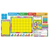 "TREND Year Around Calendar Bulletin Board Set, 22"" x 17"""