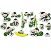 "TREND Monkey Mischief ""Bananas"" Bulletin Board Set, 30 Pieces"